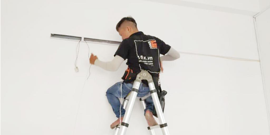 lắp đặt ánh sáng nội thất – Cách lắp bóng đèn trong nhà
