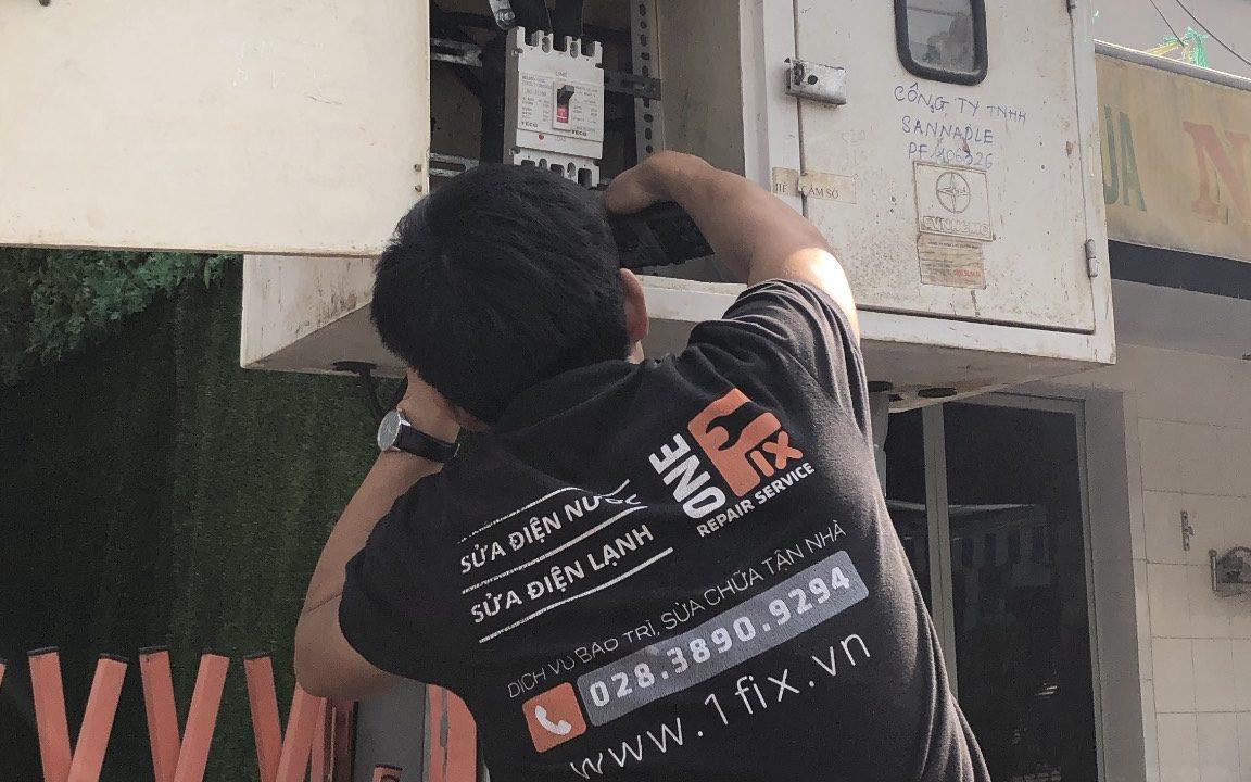 Dịch vụ sửa điện 3 pha tại nhà giá rẻ