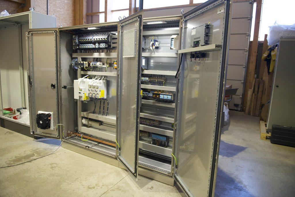 Phương án dự phòng cho bảo trì tủ điện công nghiệp