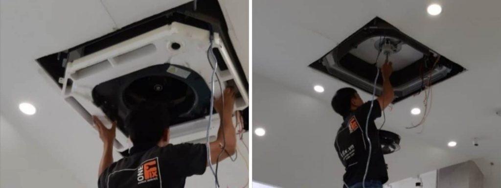 Thợ lắp đặt máy lạnh tại nhà - Tháo lắp máy lạnh giá rẻ