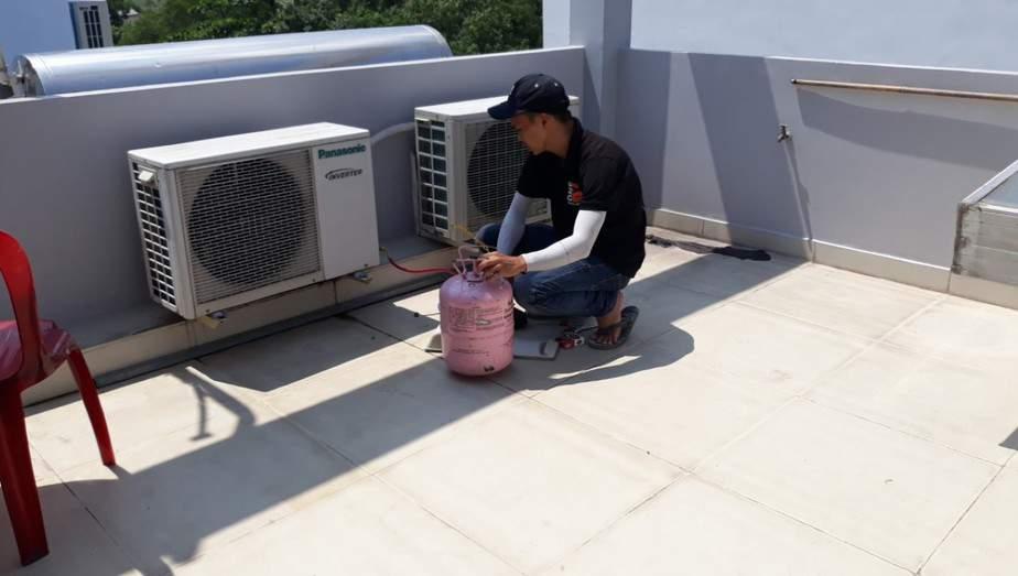 Tại sao bạn nên chọn dịch vụ bơm ga máy lạnh của Sửa Điện Nước Giá Rẻ?