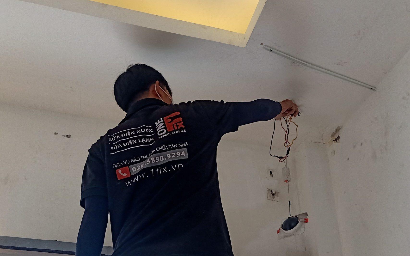 Dịch vụ lắp ổ cắm điện & Thay ổ cắm điện tại nhà