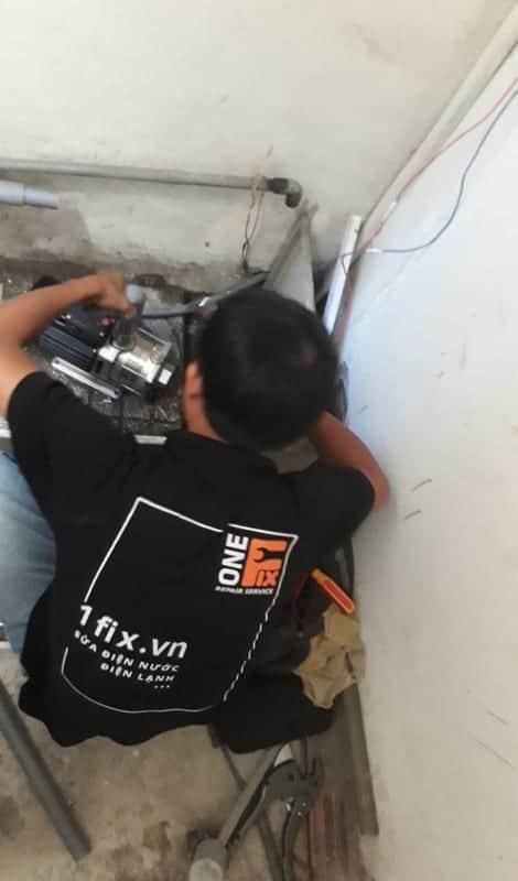 Cách Xử lý máy bơm bị e - Cách sửa máy bơm nước bị E