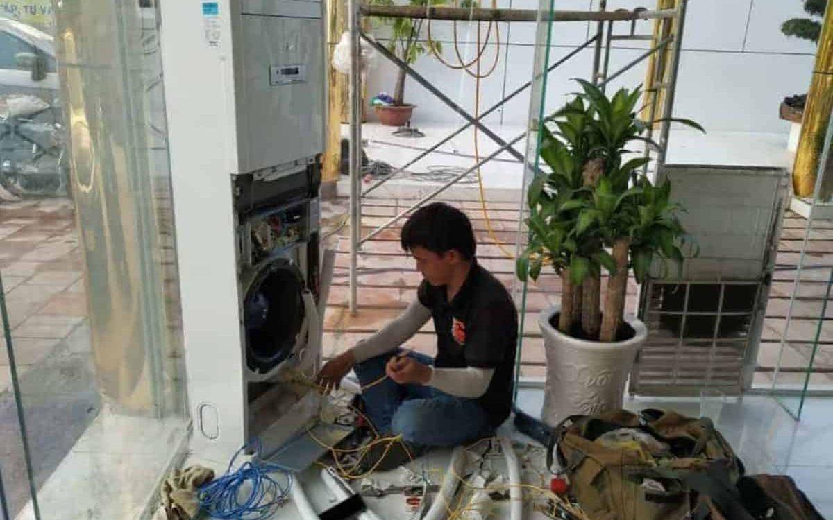 Dấu hiệu bạn cần đến dịch vụ sửa máy lạnh tại nhà