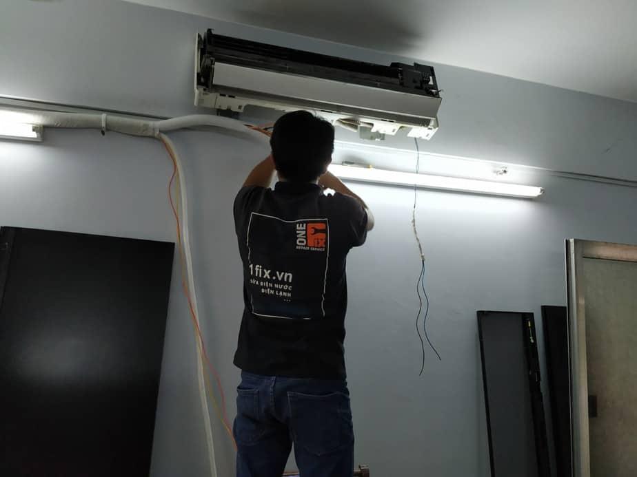 Tại sao dịch vụ di dời máy lạnh chuyên nghiệp là cần thiết?
