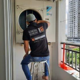 Công ty bảo trì máy lạnh trọn gói - Thợ bảo trì máy lạnh tại nhà
