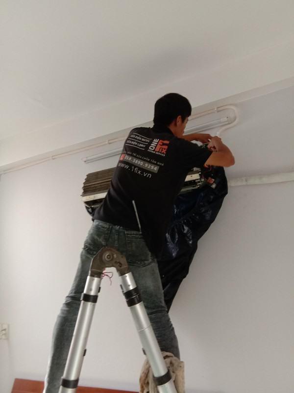 Dịch Vụ Vệ Sinh Máy Lạnh Quận Gò Vấp – Thợ Rửa Máy Lạnh Quận Gò Vấp