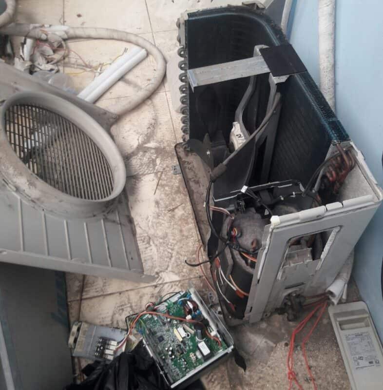 Bảng giá sửa Board máy lạnh - Thay board máy lạnh giá bao nhiêu