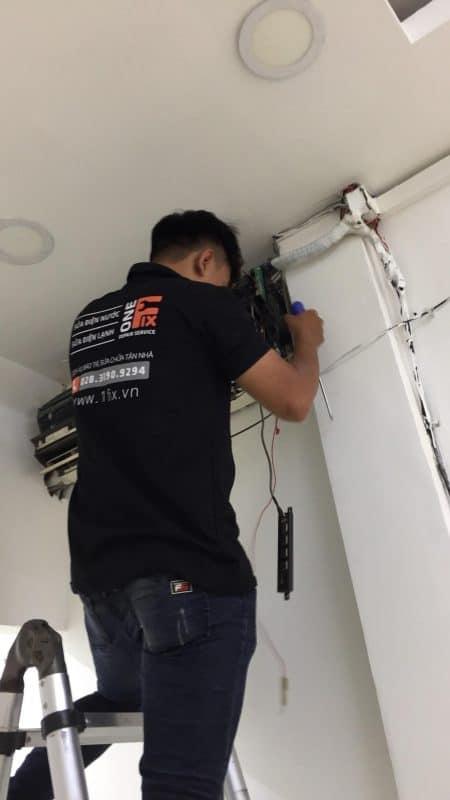 Dịch vụ thay block máy lạnh inverter tại nhà