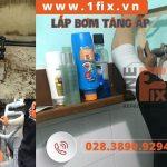 Thợ sửa máy bơm nước Quận Tân Bình – Lắp bơm tăng áp Quận Tân Bình TPHCM