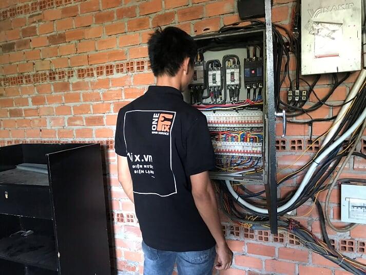 Quy trình xử lý khi mất điện do chập điện