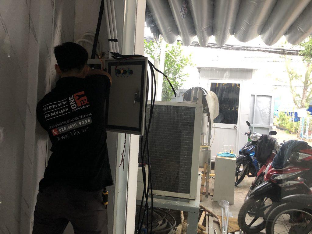 Hướng dẫn cách thay dây điện âm tường